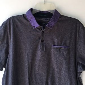 Ted Baker London polo size 5